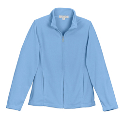 ai-va-jw3266 Microfiber Full Zip Jacket, Custom Jacket, Logo Jacket