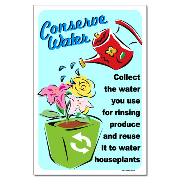 Ai wp355 conserve water collect the water you use for Collect and save