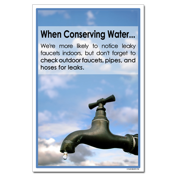 Quality Slogans And Posters Water Quality Poster